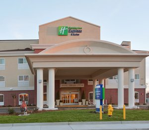 Exterior view - Holiday Inn Express Northeast Sacramento