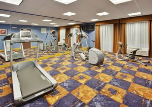 Fitness/ Exercise Room - Holiday Inn Express Northeast Sacramento