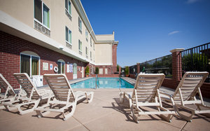 Pool - Holiday Inn Express Northeast Sacramento