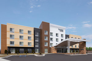 Exterior view - Fairfield Inn & Suites by Marriott Poplar Bluff