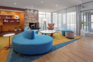 Lobby - Fairfield Inn & Suites by Marriott Poplar Bluff