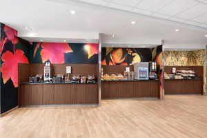 Restaurant - Fairfield Inn & Suites by Marriott Poplar Bluff