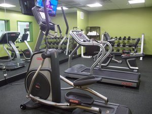 Fitness/ Exercise Room - Holiday Inn Express Hotel & Suites Winchester