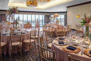 Ballroom - Marriott Biscayne Bay Hotel & Marina Miami