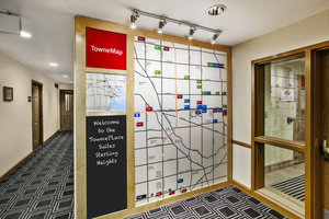 Map - TownePlace Suites by Marriott Sterling Heights