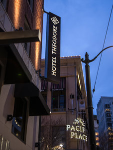 Exterior view - Hotel Theodore Seattle