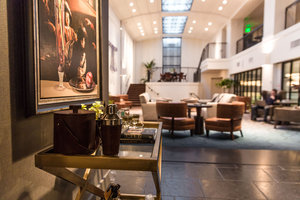Lobby - Hotel Theodore Seattle