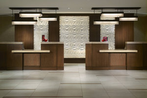 Lobby - Marriott Hotel Perimeter Center Atlanta