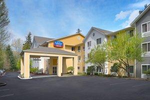 Exterior view - Fairfield Inn by Marriott Bellevue
