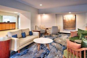 Lobby - Fairfield Inn by Marriott Bellevue