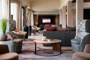 Lobby - Courtyard by Marriott Hotel San Bruno