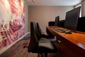 Conference Area - Courtyard by Marriott Hotel San Bruno