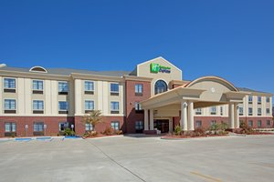 Exterior view - Holiday Inn Express Hotel & Suites Vidor
