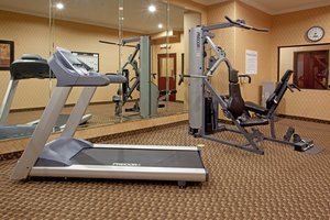 Fitness/ Exercise Room - Holiday Inn Express Hotel & Suites Vidor