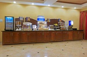 Restaurant - Holiday Inn Express Hotel & Suites Vidor