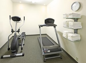 Fitness/ Exercise Room - Candlewood Suites Fayetteville