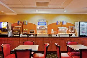 Restaurant - Holiday Inn Express Hotel & Suites Germantown