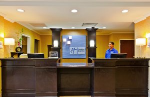 Lobby - Holiday Inn Express Hotel & Suites Germantown