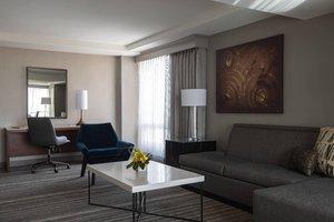 Suite - Marriott Hotel Downtown Kansas City