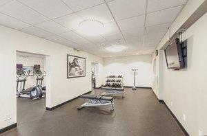 Fitness/ Exercise Room - Holiday Inn Midtown Austin