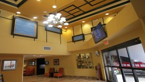 Lobby - Holiday Inn Express Hotel & Suites Davie