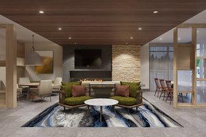 Lobby - Fairfield Inn & Suites by Marriott Riverside Moreno Valley