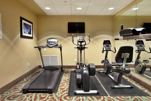 Fitness/ Exercise Room - Holiday Inn Express Eunice