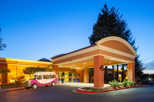 Exterior view - Crowne Plaza Hotel Concord