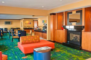 Lobby - Fairfield Inn by Marriott Champaign