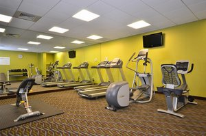 Fitness/ Exercise Room - Holiday Inn Express Brockton