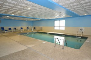 Pool - Holiday Inn Express Brockton