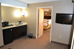 Room - Holiday Inn Express Brockton