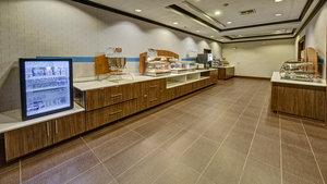 Restaurant - Holiday Inn Express Hotel & Suites I-45 Corsicana
