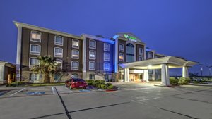 Exterior view - Holiday Inn Express Hotel & Suites I-45 Corsicana