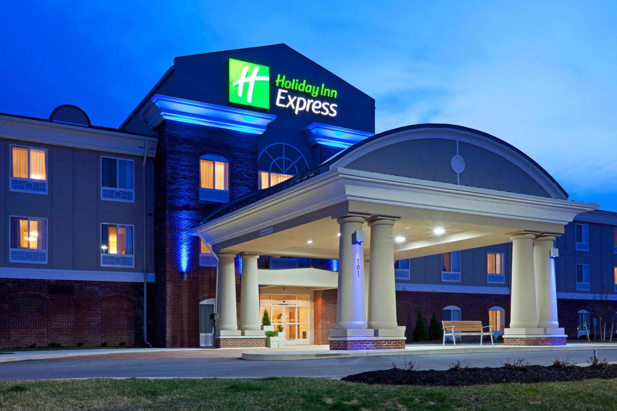 Holiday Inn Express WASHINGTON CH JEFFERSONVILLE S