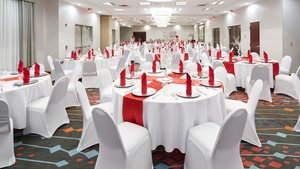 Ballroom - Holiday Inn Stockbridge