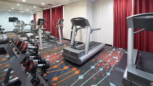 Fitness/ Exercise Room - Holiday Inn Stockbridge