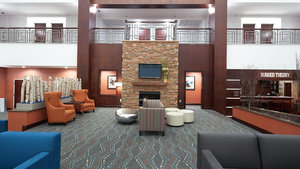 Lobby - Holiday Inn Stockbridge