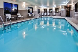 Pool - Holiday Inn Express Hotel & Suites Limerick