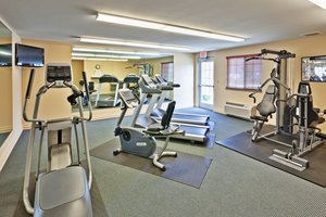 Fitness/ Exercise Room - Candlewood Suites Flowood