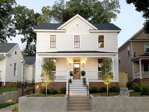 Exterior view - Guest House Inn Central Raleigh
