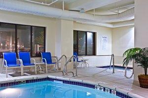 Pool - Holiday Inn Express Hotel & Suites Hillside