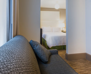 Suite - Holiday Inn Express Magnificent Mile