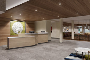 Lobby - Fairfield Inn & Suites by Marriott Downtown Des Moines