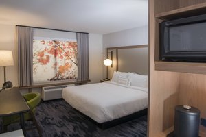Room - Fairfield Inn & Suites by Marriott Downtown Des Moines