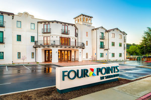 Exterior view - Four Points by Sheraton Hotel Scotts Valley