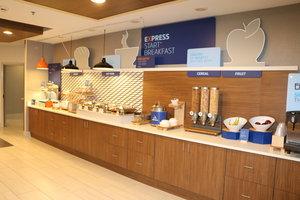 Restaurant - Holiday Inn Express Hotel & Suites Douglas