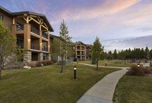 Exterior view - WorldMark West Yellowstone Resort