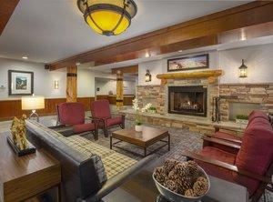 Lobby - WorldMark West Yellowstone Resort