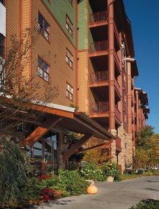 Exterior view - Wyndham Vacation Resort Great Smokies Lodge Sevierville